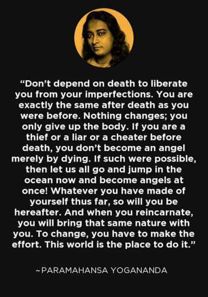 Do Not Depend On Death