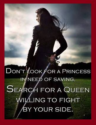 Don't Look For A Princess
