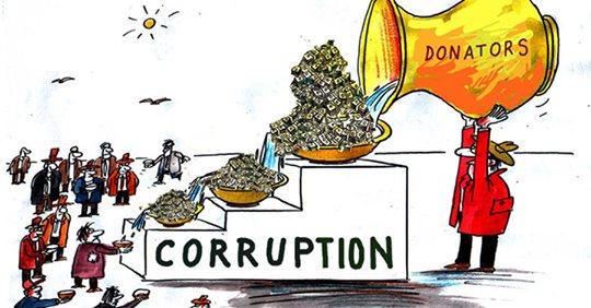 Donation Corruption