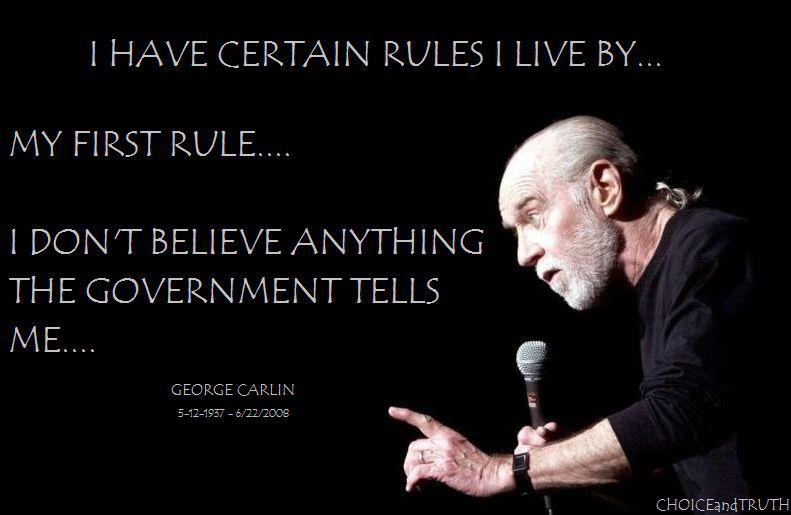 Don't Believe The Government