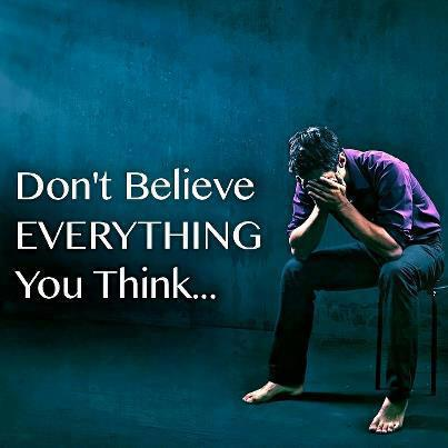 Don't Belive Everything You Think