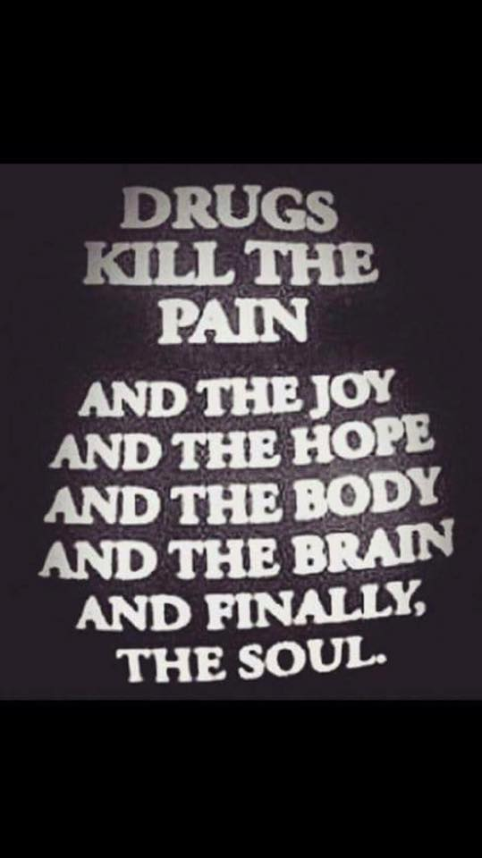 Drugs Kill