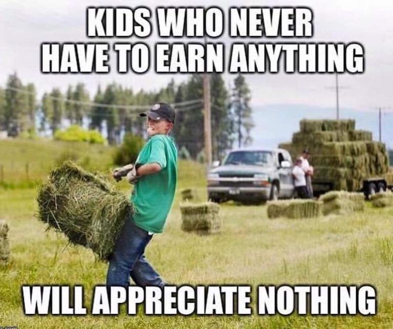 Earn And Appreciate