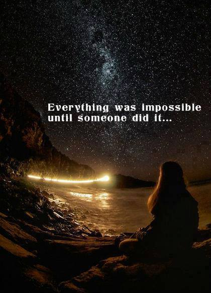 Everything Was Impossible