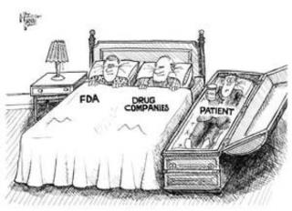 FDA In Bed With Big Pharma
