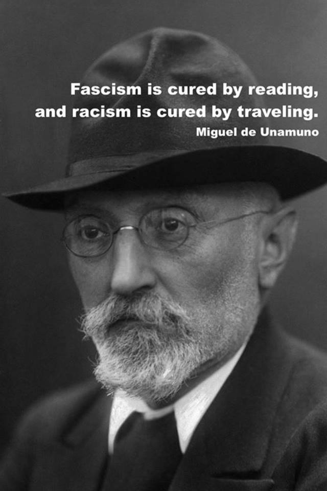 Facism And Racism Are Curable