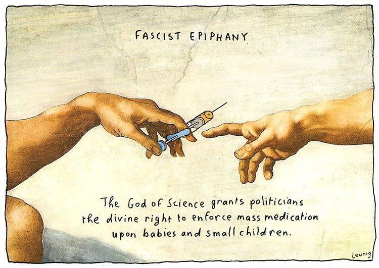 Fascist Epiphany