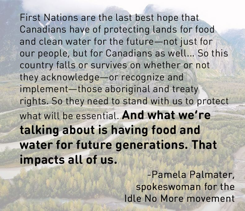 First Nations Last Best Hope