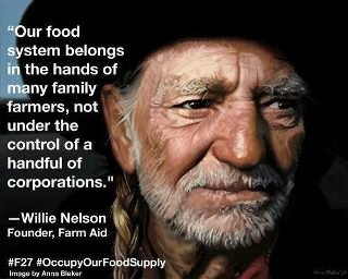 Willie Nelson on the Food System