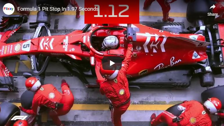 Formula 1 Pit Stop