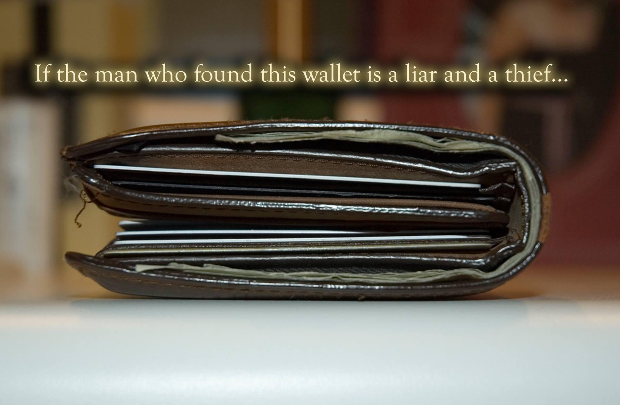 Found Wallet