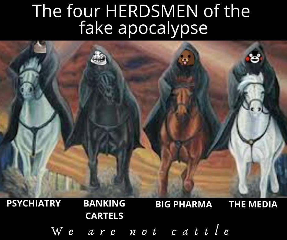 Four Herdsmen