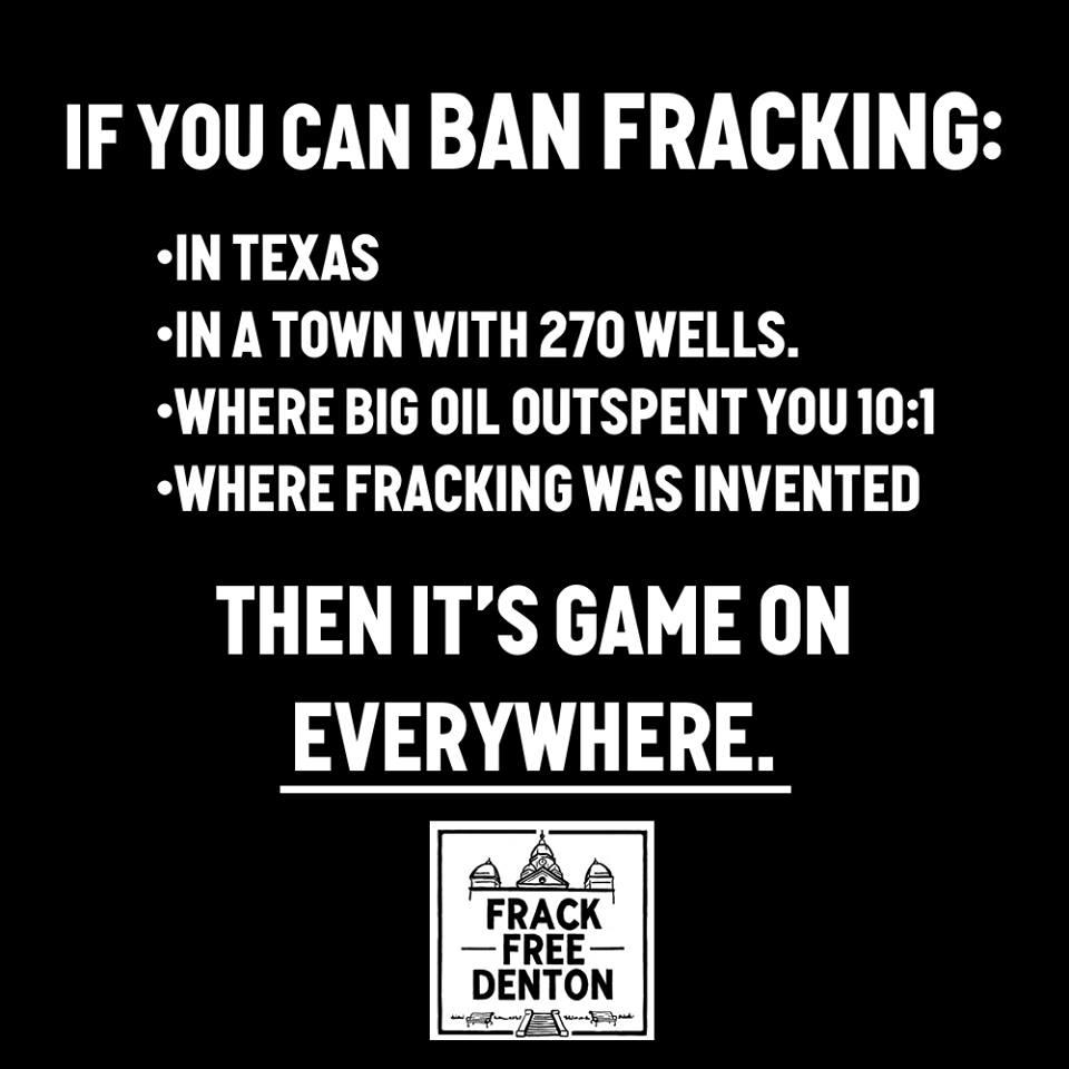Fracking Win