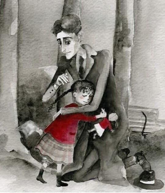 Franz Kafka And Friend