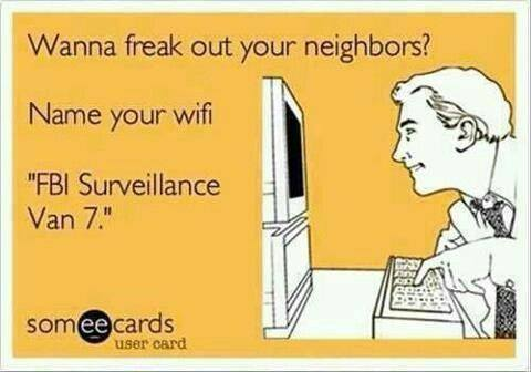 Freak Out Your Neighbours