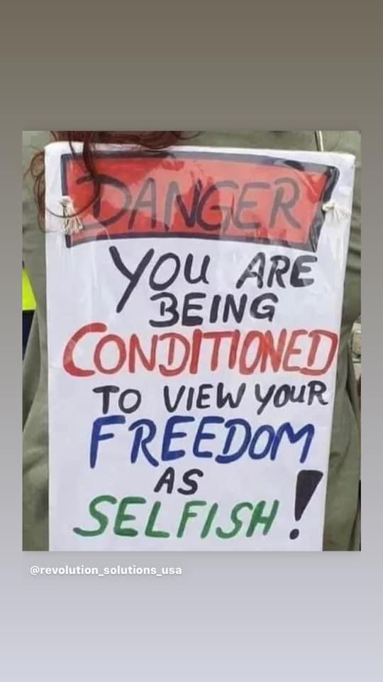 Freedom Danger