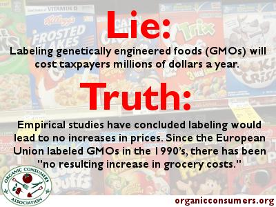 GMO Lie & Truth