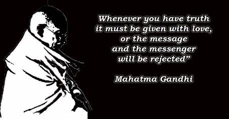 Give Truth With Love