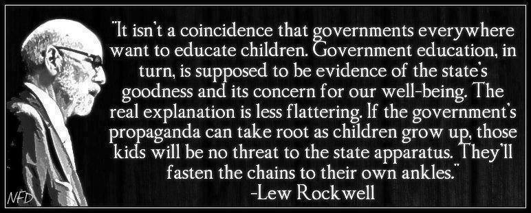Governments Want To Educate Children