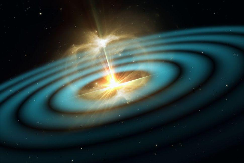 Gravitational Burst