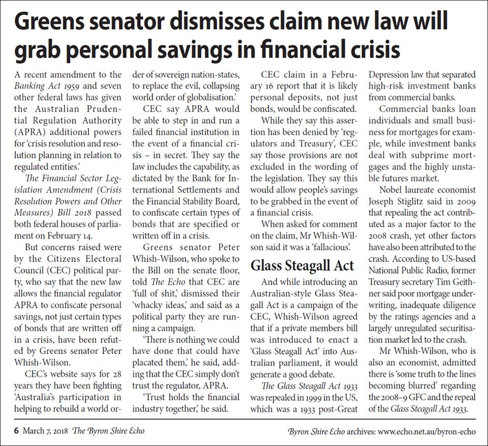 Greens_Senator_Says_Trust_The_Govt
