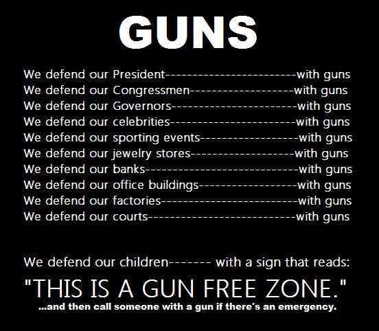 Gun Illogic