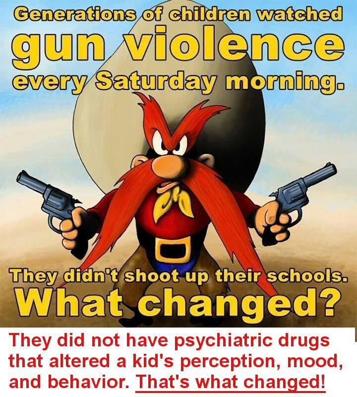 Guns And Drugs