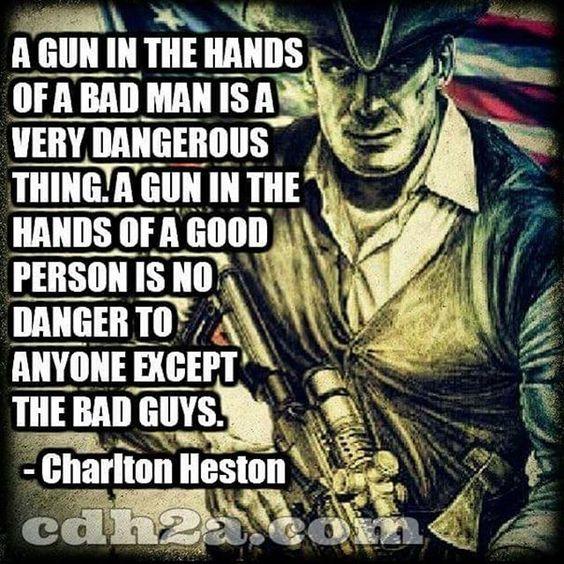 Guns - Charton Heston