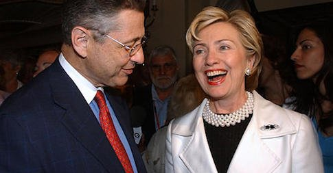 Hillary And Silver