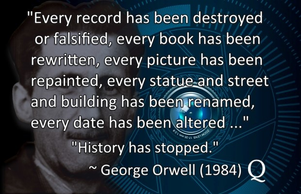 History Has Stopped