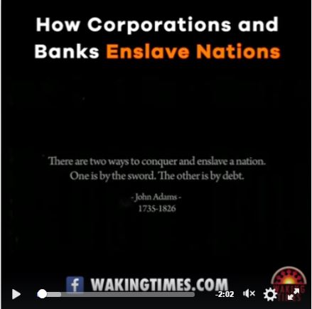 How Banks Enslave Nations