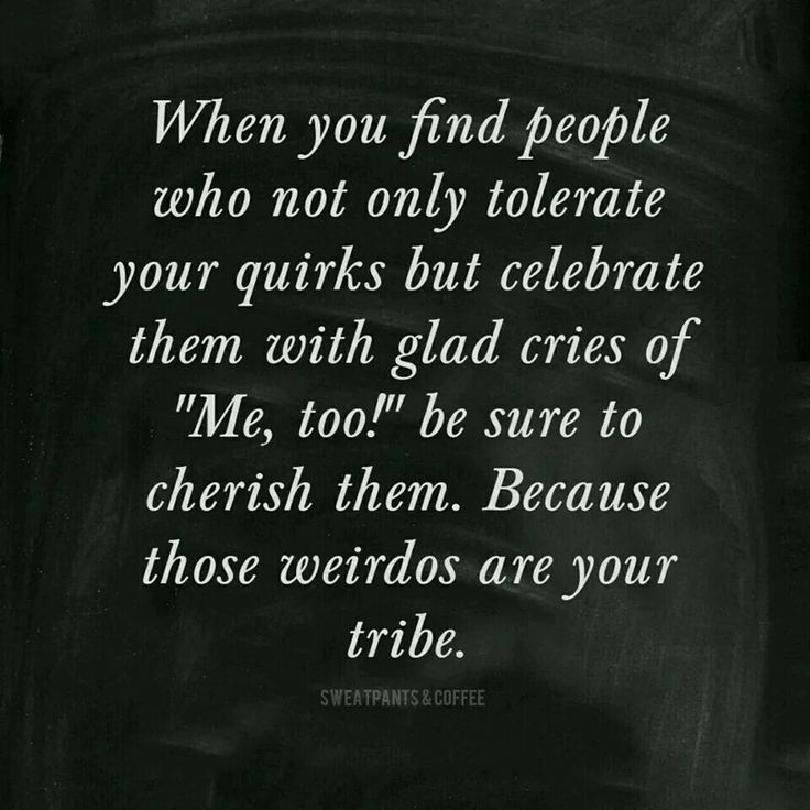 How To Tell Your Tribe
