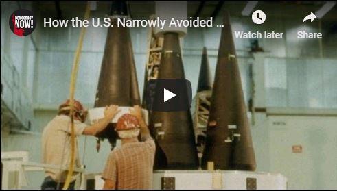 How The US Narrowly Avoided A Nuclear Holocaust 33 Years Ago