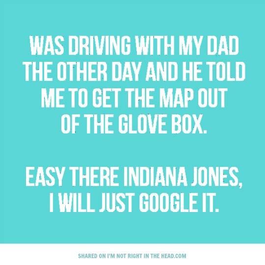 I Will Just Google It