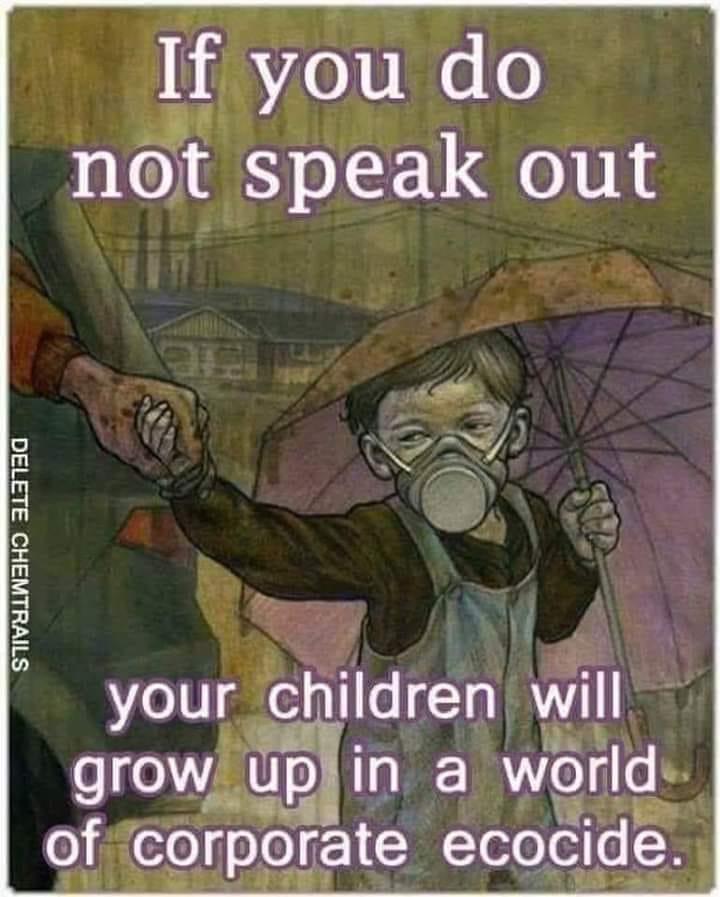 If We Don't Speak Up