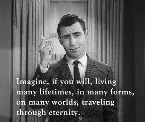 Imagine, If You Will...