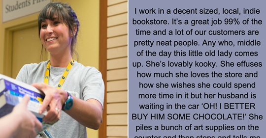 Indie Bookstore Shop Assistant
