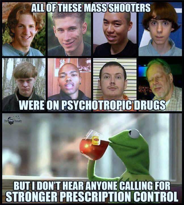 It Is The Psych Drugs
