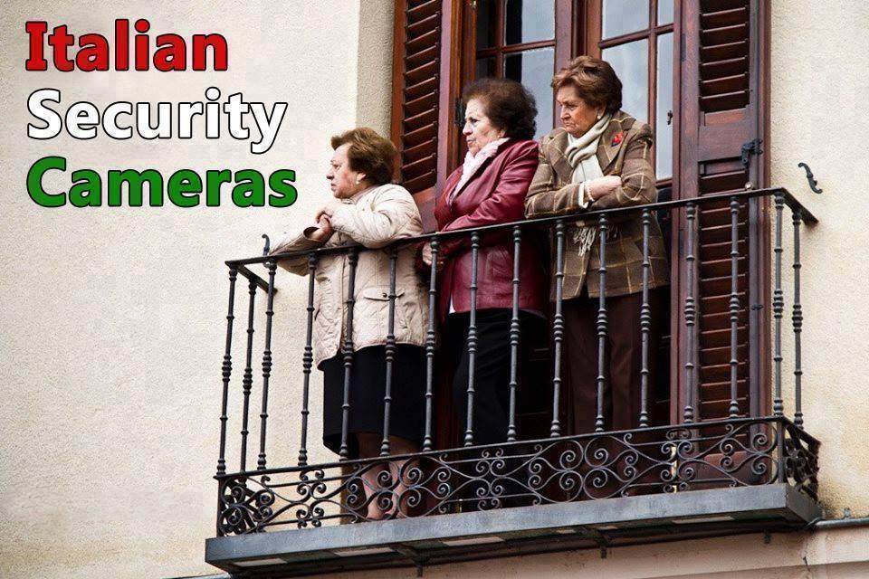 Italian Security Cameras