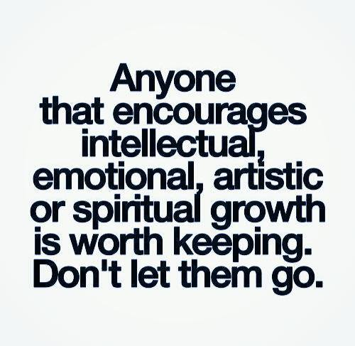 Keep The Encouragers