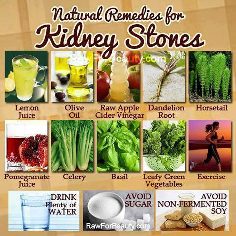 Natural Kidney Stone Remedies