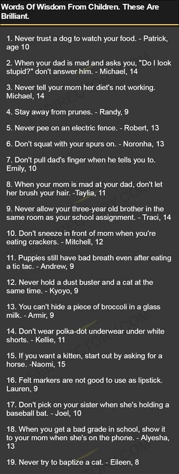 Kids Rules