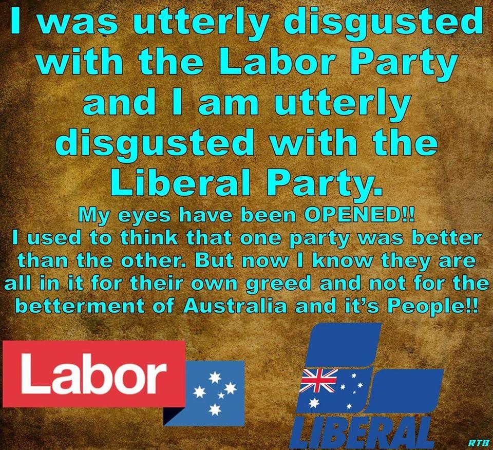 Labor vs Liberal