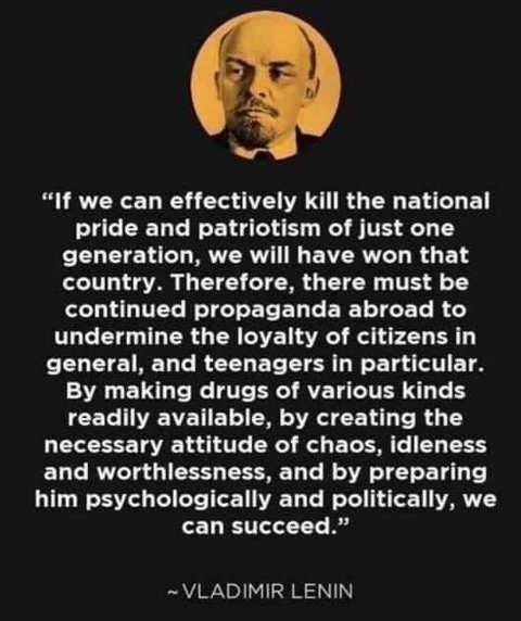 Lenin The Psychopath
