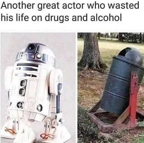 Another Life Wasted On Drugs And Alcohol