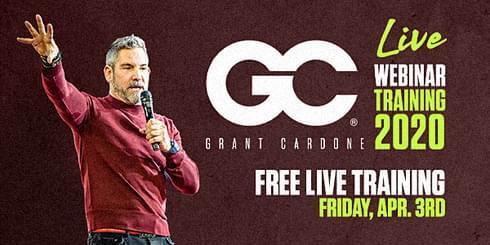 Live GC Training April 3rd