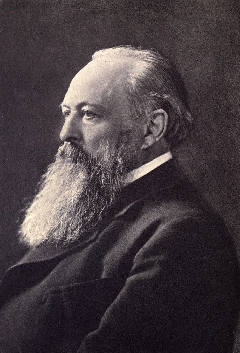 Mr. Dalberg, Lord Acton, about 1895