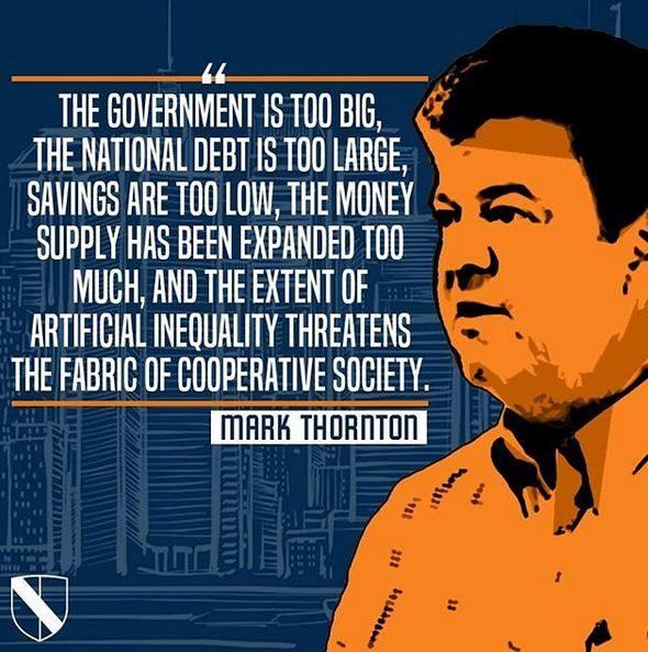 Mark Thornton Quote