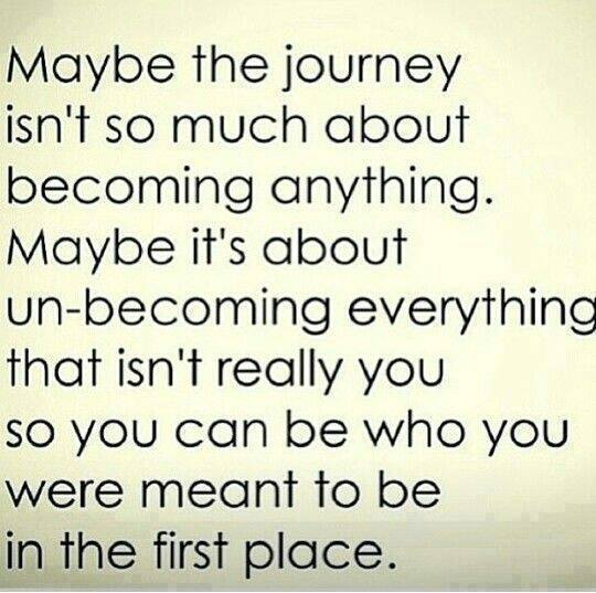Maybe The Journey