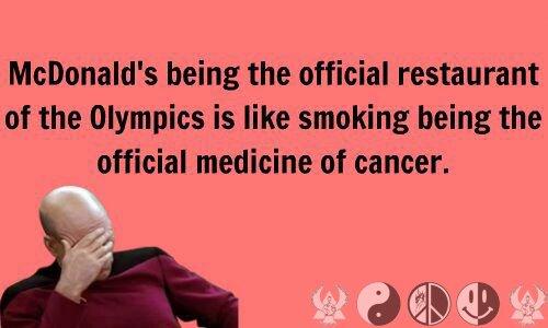 McDonalds Olympics Anomaly